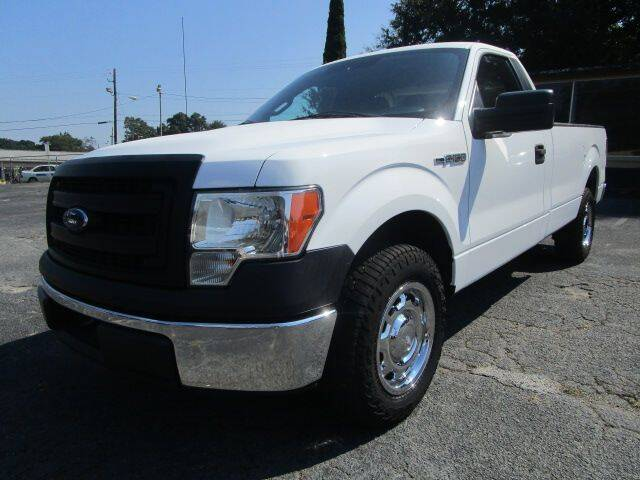 2014 Ford F-150 for sale at Lewis Page Auto Brokers in Gainesville GA