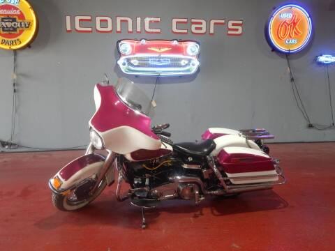 1977 Harley-Davidson FLH for sale at Iconic Motors of Oklahoma City, LLC in Oklahoma City OK