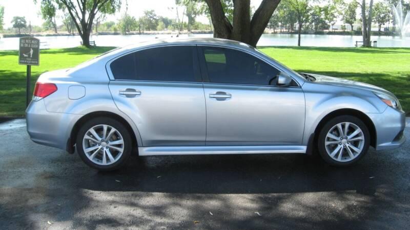2013 Subaru Legacy AWD 2.5i Premium 4dr Sedan - Nampa ID