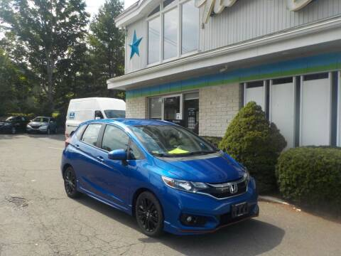 2018 Honda Fit for sale at Nicky D's in Easthampton MA