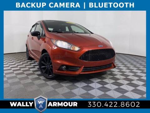 2019 Ford Fiesta for sale at Wally Armour Chrysler Dodge Jeep Ram in Alliance OH