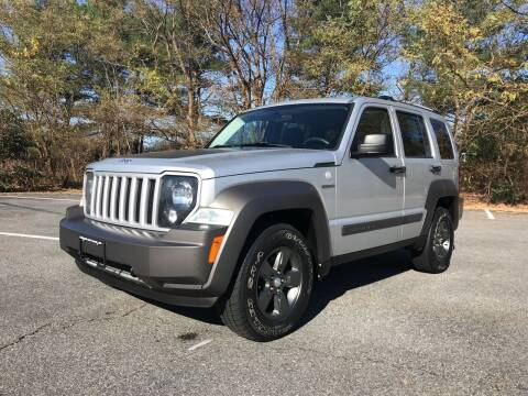 2010 Jeep Liberty for sale at Westford Auto Sales in Westford MA