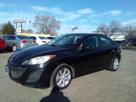 2010 Mazda MAZDA3 for sale at Larry's Auto Sales Inc. in Fresno CA