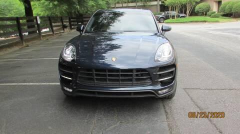 2017 Porsche Macan for sale at German Auto World LLC in Alpharetta GA