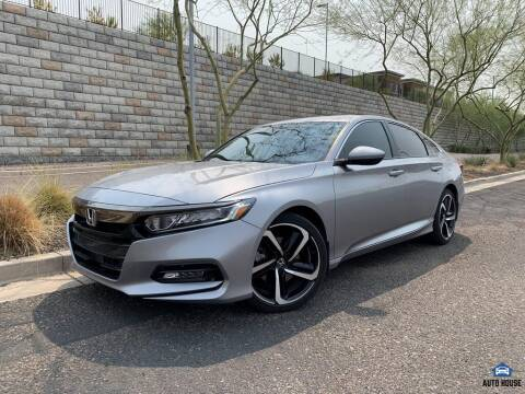 2018 Honda Accord for sale at AUTO HOUSE TEMPE in Tempe AZ
