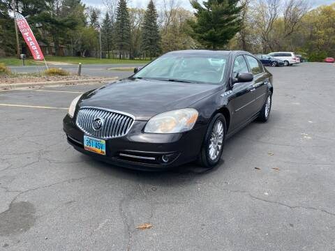 2009 Buick Lucerne for sale at Northstar Auto Sales LLC in Ham Lake MN