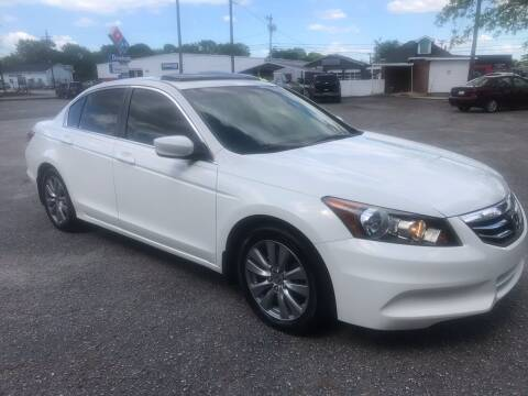 2012 Honda Accord for sale at Cherry Motors in Greenville SC