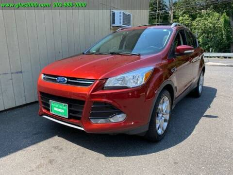 2015 Ford Escape for sale at Green Light Auto Sales LLC in Bethany CT