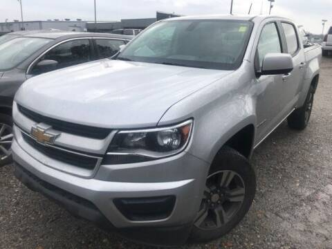 2018 Chevrolet Colorado for sale at BILLY HOWELL FORD LINCOLN in Cumming GA