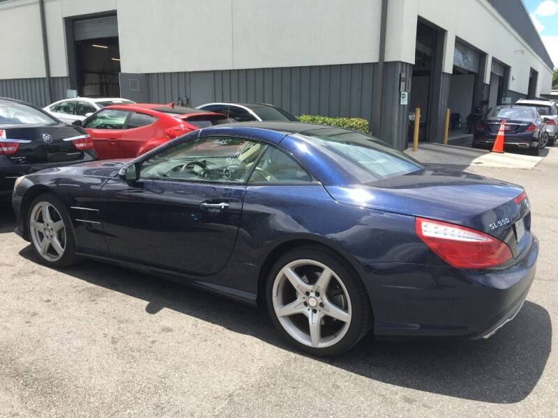 2014 Mercedes-Benz SL-Class for sale at Select Cars Of Winter Park Inc in Orlando FL