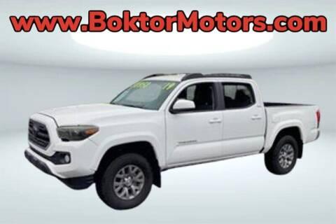 2019 Toyota Tacoma for sale at Boktor Motors in North Hollywood CA
