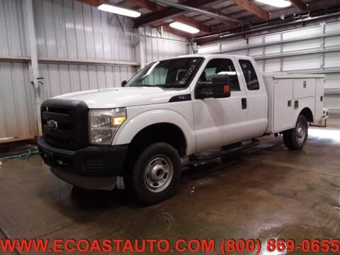 2011 Ford F-350 Super Duty for sale at East Coast Auto Source Inc. in Bedford VA
