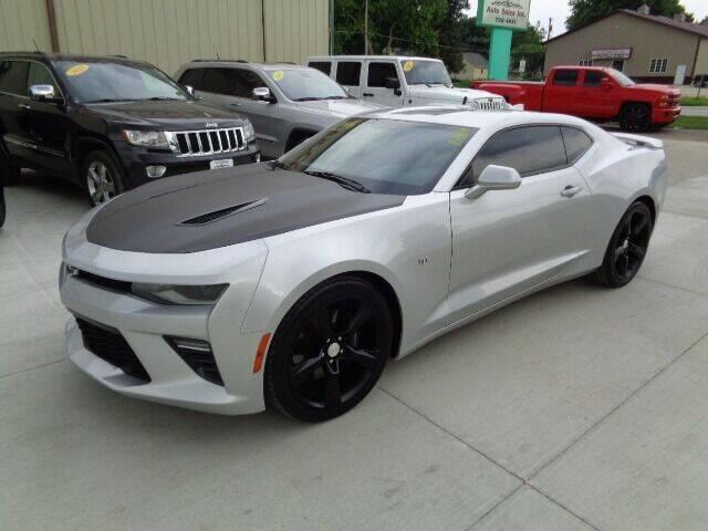 2016 Chevrolet Camaro for sale at De Anda Auto Sales in Storm Lake IA