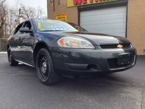 2014 Chevrolet Impala Limited for sale at Active Auto Sales Inc in Philadelphia PA