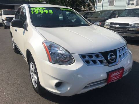 2013 Nissan Rogue for sale at Alexander Antkowiak Auto Sales in Hatboro PA