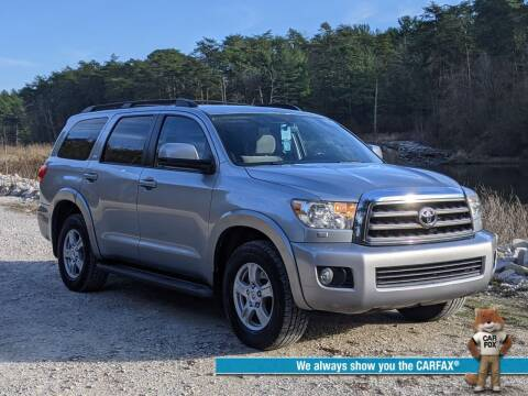 2011 Toyota Sequoia for sale at Bob Walters Linton Motors in Linton IN