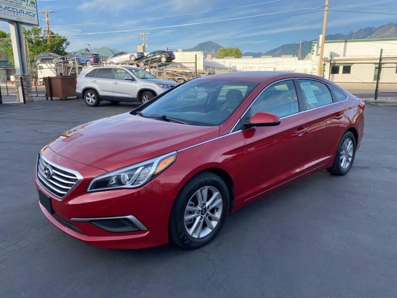 2017 Hyundai Sonata for sale at New Start Auto in Richardson TX