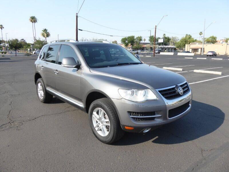 2009 Volkswagen Touareg 2 for sale in Phoenix, AZ