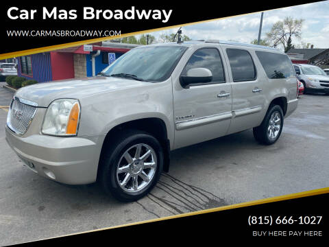 2008 GMC Yukon XL for sale at Car Mas Broadway in Crest Hill IL