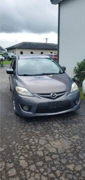 2010 Mazda MAZDA5 for sale at MGM Auto Sales in Cortland NY