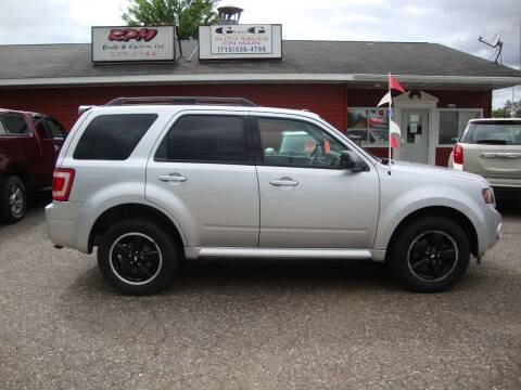 2012 Ford Escape for sale at G and G AUTO SALES in Merrill WI