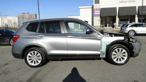 2017 BMW X3 for sale at AFFORDABLE MOTORS OF BROOKLYN in Brooklyn NY