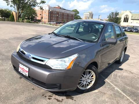 2011 Ford Focus for sale at Your Car Source in Kenosha WI