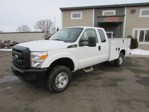 2015 Ford F-250 Super Duty for sale at NorthStar Truck Sales in St Cloud MN
