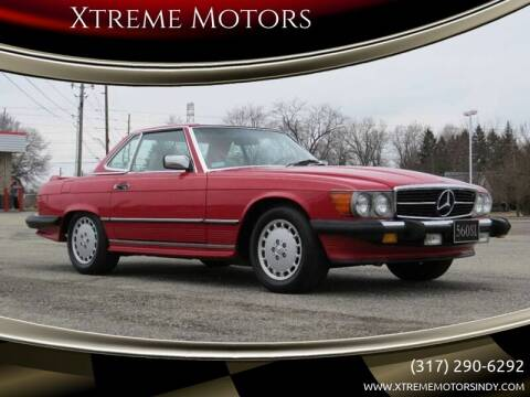 1988 Mercedes-Benz 560-Class for sale at Xtreme Motors Inc. in Indianapolis IN