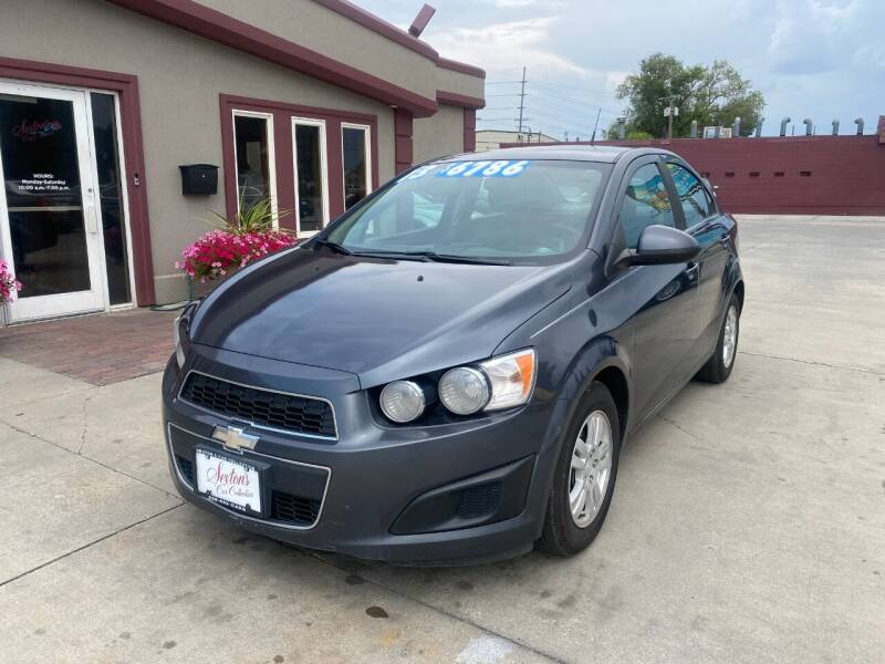 2013 Chevrolet Sonic for sale at Sexton's Car Collection Inc in Idaho Falls ID
