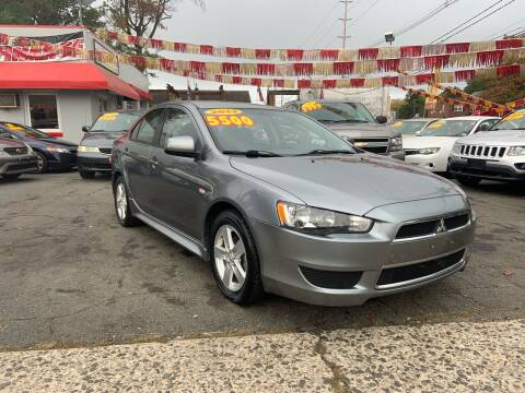 2013 Mitsubishi Lancer for sale at Metro Auto Exchange 2 in Linden NJ