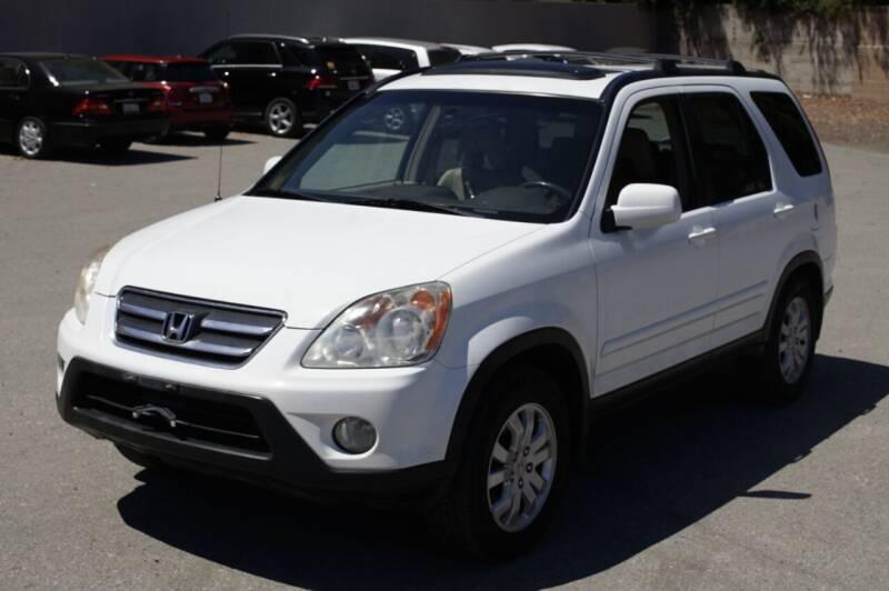 2005 Honda CR-V for sale at Sports Plus Motor Group LLC in Sunnyvale CA