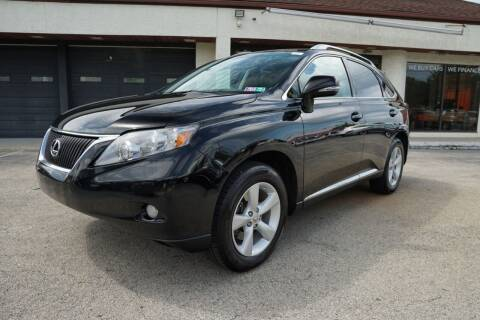 2010 Lexus RX 350 for sale at PA Motorcars in Conshohocken PA