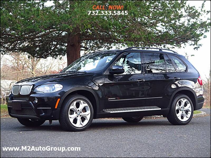 2012 BMW X5 for sale at M2 Auto Group Llc. EAST BRUNSWICK in East Brunswick NJ