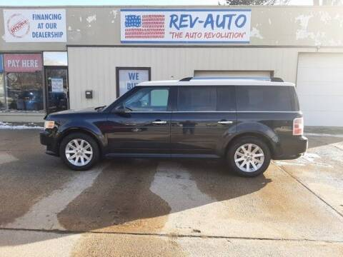 2009 Ford Flex for sale at Rev Auto in Clarion IA