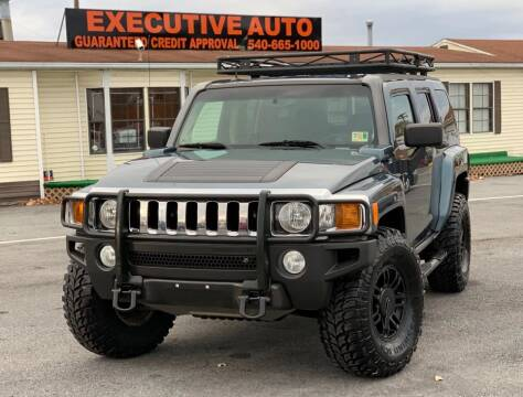 2006 HUMMER H3 for sale at Executive Auto in Winchester VA
