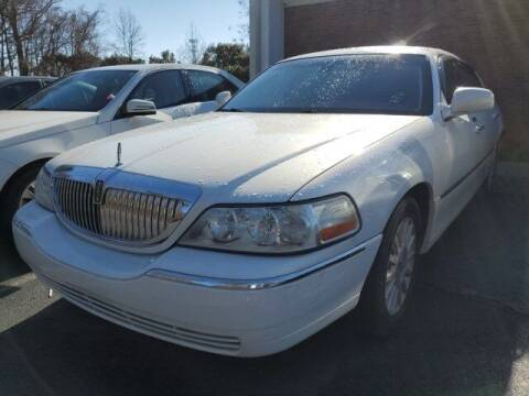 2003 Lincoln Town Car for sale at Impex Auto Sales in Greensboro NC