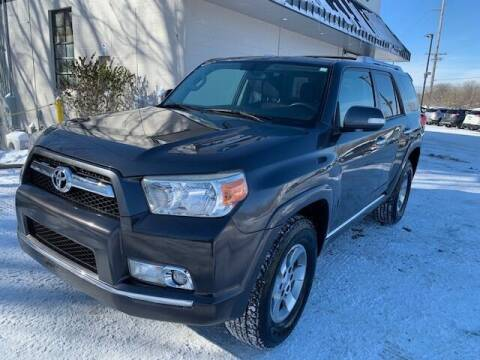 2013 Toyota 4Runner for sale at Lighthouse Auto Sales in Holland MI