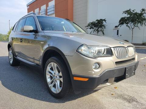 2008 BMW X3 for sale at ELAN AUTOMOTIVE GROUP in Buford GA