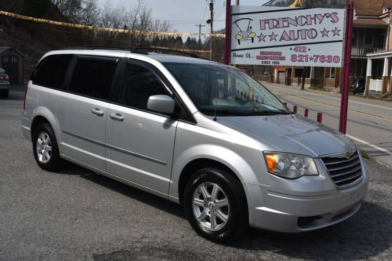 2009 Chrysler Town and Country for sale at Frenchy's Auto LLC. in Pittsburgh PA