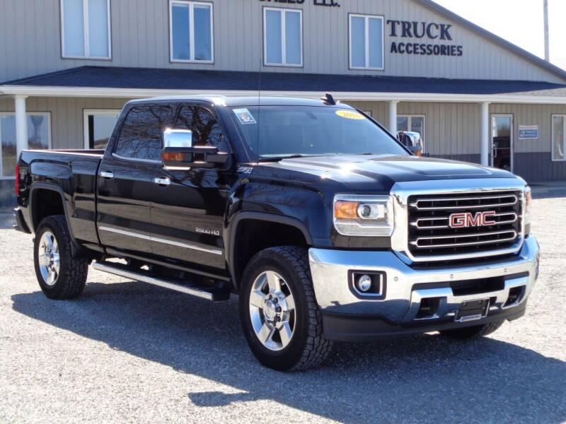 2016 GMC Sierra 2500HD for sale at Burkholder Truck Sales LLC (Edina) in Edina MO