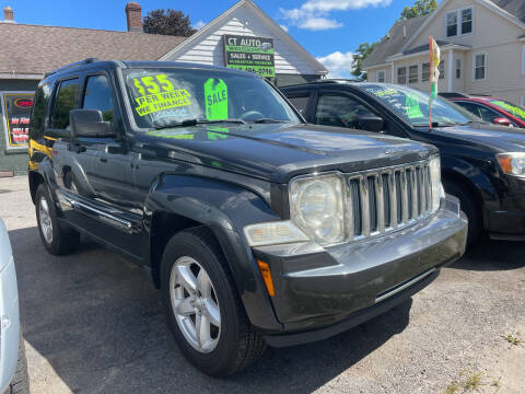 2011 Jeep Liberty for sale at Connecticut Auto Wholesalers in Torrington CT