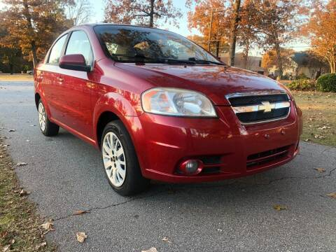 2011 Chevrolet Aveo for sale at Affordable Dream Cars in Lake City GA