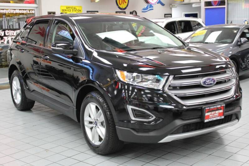 2017 Ford Edge for sale at Windy City Motors in Chicago IL