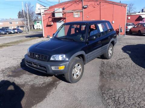 1998 Toyota RAV4 for sale at Flag Motors in Columbus OH