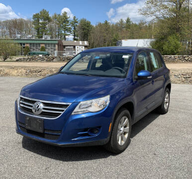 2010 Volkswagen Tiguan for sale at Paley Auto Group in Columbus OH