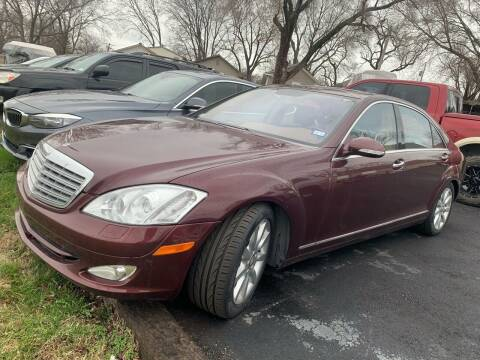 2008 Mercedes-Benz S-Class for sale at Capital Mo Auto Finance in Kansas City MO