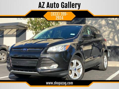 2014 Ford Escape for sale at AZ Auto Gallery in Mesa AZ