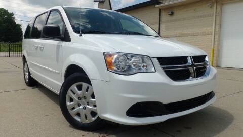 2017 Dodge Grand Caravan for sale at Prudential Auto Leasing in Hudson OH