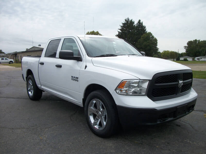 2015 RAM Ram Pickup 1500 for sale at USED CAR FACTORY in Janesville WI